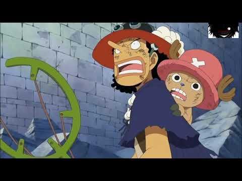 Bartolomeuw Kuma vs Straw Hat Pirate in Thriller Bark (AMV) English Sub