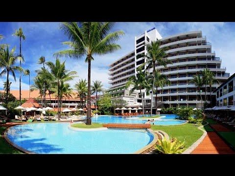 Patong Beach Hotel, Patong Beach, Phuket Province, Thailand, 4 stars hotel