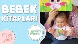 Bebek Kitapları |Acemi Anne