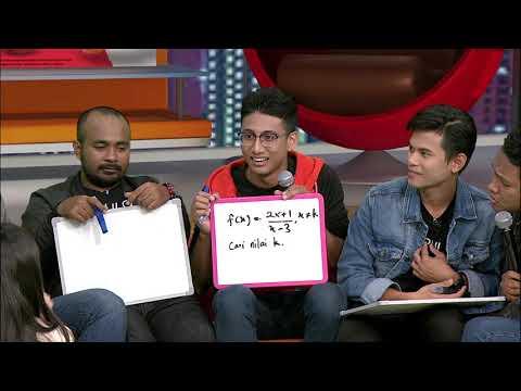MOTIF VIRAL: Selebriti SPM, SirPuloh Ajar Maths Last Minute