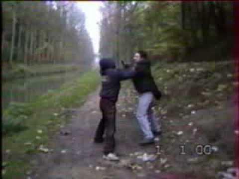 Agression au canal de l'Ourcq