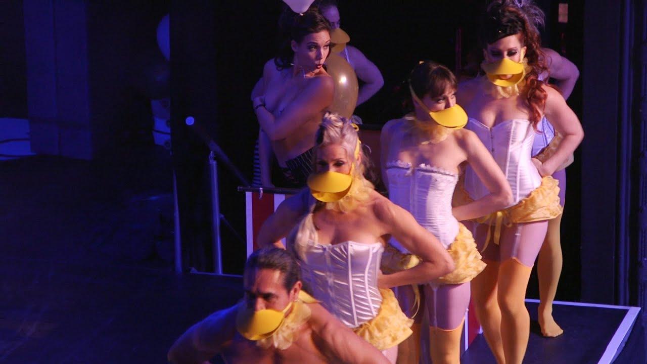 Sexy circus show wild