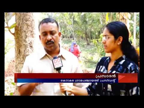 Ground Report -Kerala - Waterbody Restoration - MGNREGA-Thrissur