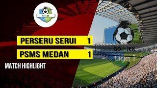 Download Video Hasil Laga Liga 1, Perseru Serui Harus berbagi Poin saat Menjamu PSMS Medan MP3 3GP MP4