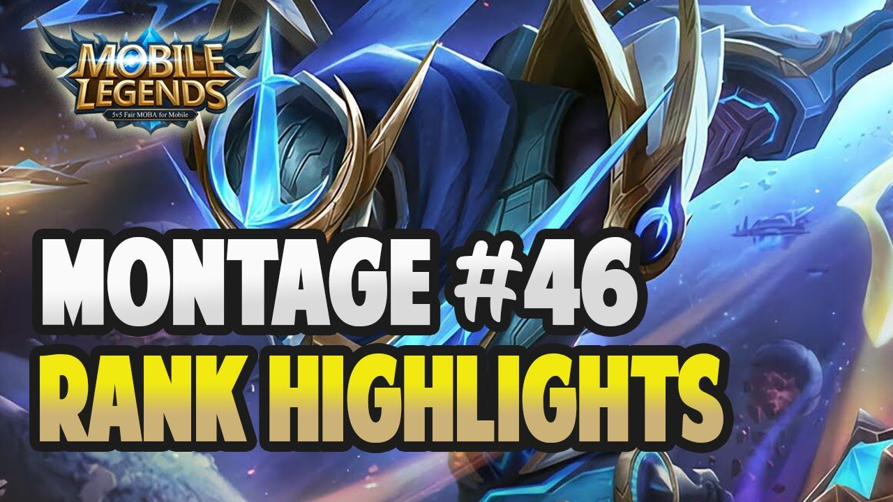 GUSION FAST HAND MONTAGE #46 | SPECIAL SKIN LEGENDS COSMIC GLEAM | MOBILE LEGEGENDS BANG BANG