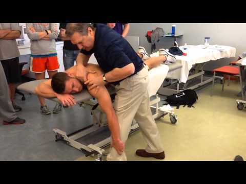Shoulder Muscle Energy Technique - Michael Lucido