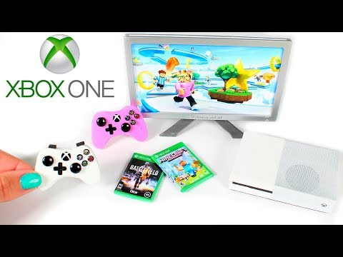 DIY American Girl Doll Xbox One