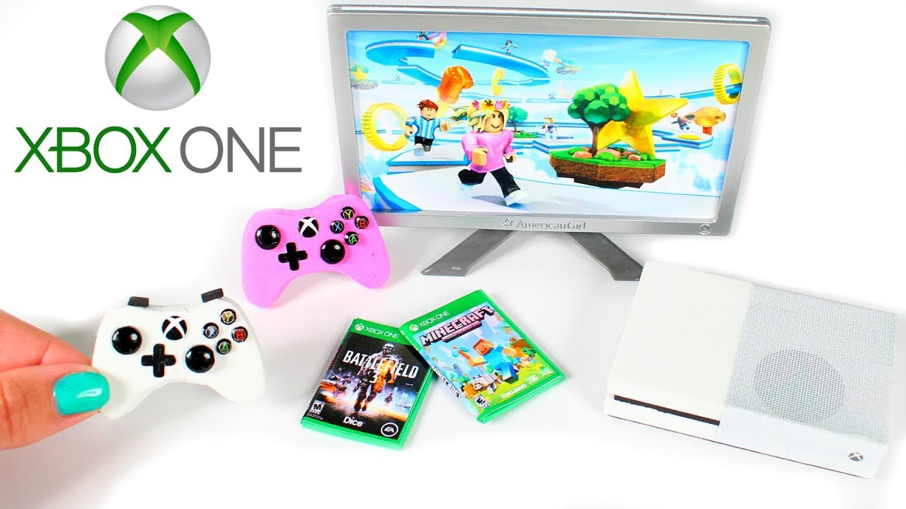 Diy American Girl Xbox One Youtube
