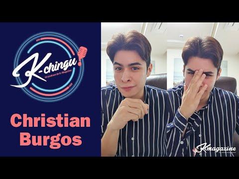 #EnCasaConKChingu IG Live con Christian Burgos