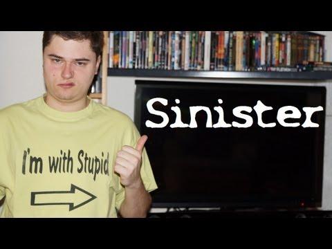 SINISTER (Scott Derrickson) / Playzocker Reviews 4.128
