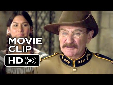 Night at the Museum: Secret of the Tomb Movie CLIP - The Gift (2014) - Robin Williams Movie HD