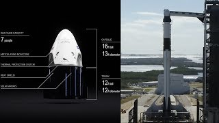 SpaceX Demo-1: Crew Dragon explained