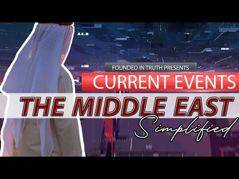 Current Events Simplified: The Middle East 1/16/20