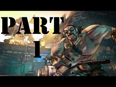 Mr. Torgue's Campaign of Carnage Gameplay Walkthrough Part 1 - Competition |