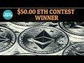 $50 ETH Video of the Week Winner - Hacken's CER