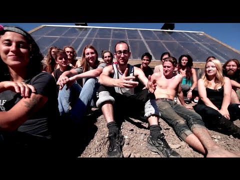 An Earthship In Minutes