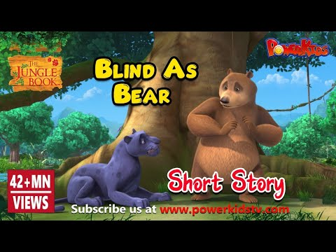 The Jungle Book Hindi  Finding Ballu Spects