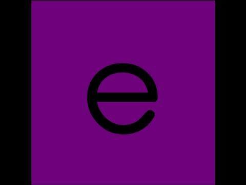 Letter E Song Video