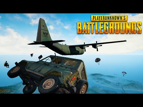 GOING IN FOR THE KILL!!! Playerunknown's Battlegrounds Gameplay