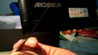 Review archos 9 tablet 60gb black (việt nam)