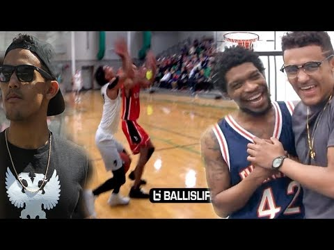 OMFG HE MADE THE BALL DISAPPEAR!?! TRAE YOUNG SENIOR YEAR MIXTAPE REACTION!
