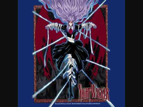 Nightwalker OST- Gessekai (Instrumental) HD