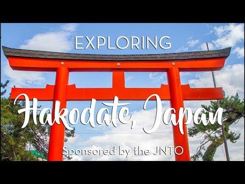 Japan, Part Four — Hakodate City