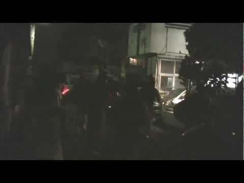 沖縄 エイサー 園田青年会の唐船ドーイ 2008ラス前