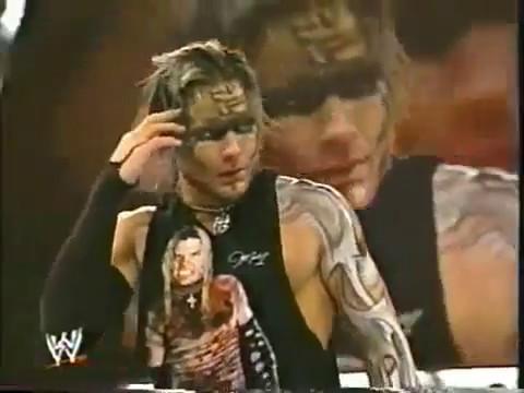 WWE Heat January 12,2003