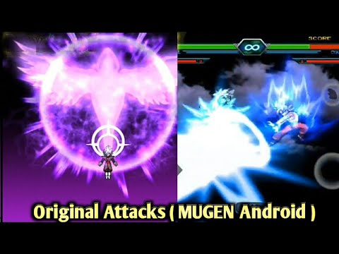 New Real Mugen Apk Dragon Ball Z For Android Download