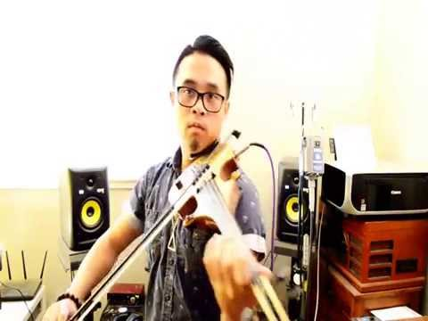 Stay With Me by Sam Smith - violin cover - [CryWolffsViolin]
