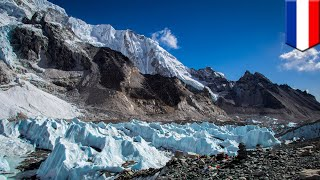 Water shortage? Asia's glaciers to shrink by a third in 2100 due to global warming   TomoNews