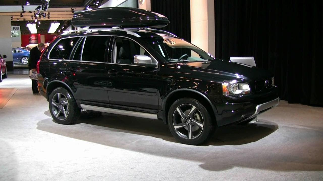 2012 Volvo XC90 Exterior and Interior at 2012 Montreal Auto Show - YouTube