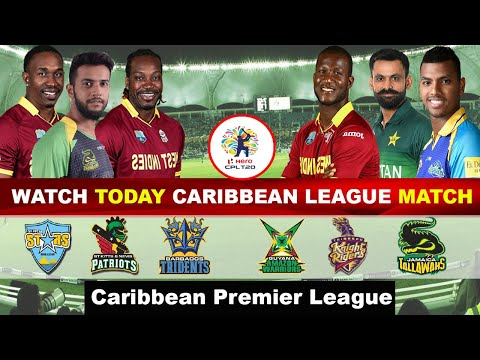 How To Watch Today Carribean League Match   Carribean League 2019 Live   CPL Today Match Live