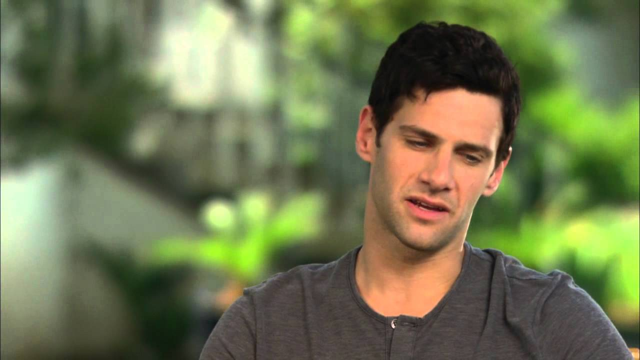 Justin Bartha The New Normal Interview Hd Youtube