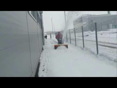 Профессиональный снегоуборщик Cub Cadet PRO 945 SWE