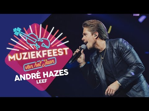 Andre Hazes - Leef | Muziekfeest van het Jaar 2017