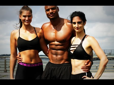4 Min Abs Workout For Men And Women