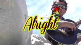 LOS HIPPIES - ALRIGHT (Official Music Video)