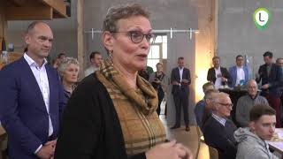 Bezoek Gert Jan Segers aan Oldebroek