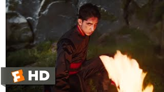 The Last Airbender (2010) - Zuko vs. Katara Scene (5/10) | Movieclips