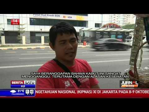 Sekolah di Malaysia kembali Diliburkan akibat Kiriman Asap Indonesia