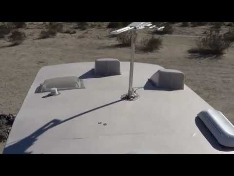 Cougar 5Th Wheel >> On the Roof - Cougar 276RLSWE Fifth Wheel Trailer Review ...