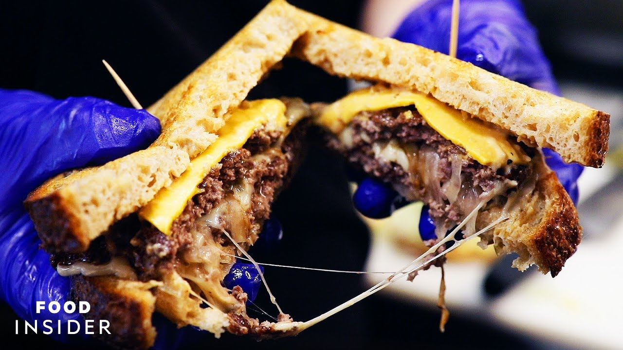 LA's Best Cheeseburger Pop-Up Also Makes The Best Patty Melts
