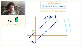 HiSchool Maths // Straight Line Graphs