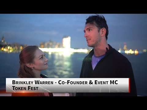 Token Fest | Brinkley Warren - Co-Founder | Blockchain For Impact Summit