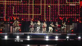음악중심 - Chae-yeon - The two of us, 채연 - 둘이서, Music Core 20090912