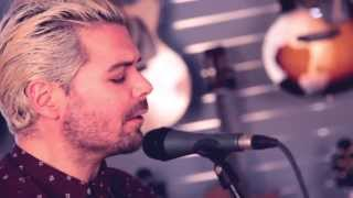 "Biffy Clyro Perform ""Opposite"" at Takamine Showroom"