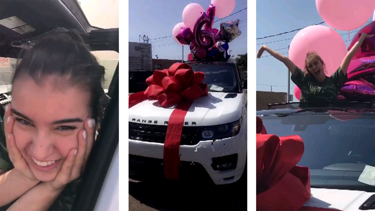 Kalani Hilliker Celebrates Her Birthday 16th Full Video