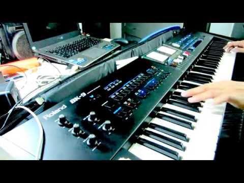 Đàn Organ Roland Bk9 Tình Khúc Miền Trung - Nguyễn Kiên
